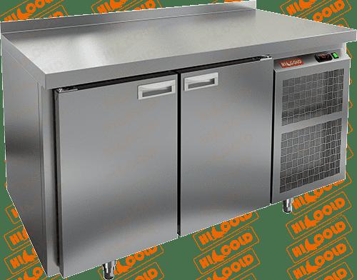 Стол холодильный HICOLD GN 11/TN без столешницы купить по цене 48730 руб. в интернет-магазине «Ресторан Комплект»