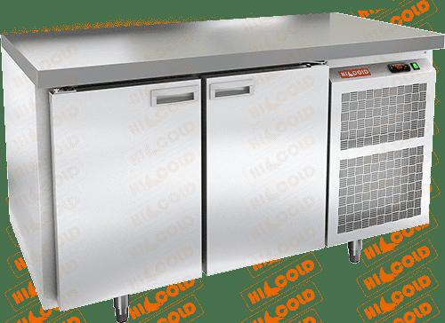 Стол холодильный HICOLD GN 11/TN W О купить по цене 43714 руб. в интернет-магазине «Ресторан Комплект»