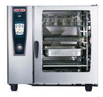 Пароконвектомат RATIONAL SELFCOOKINGCENTER SCC102G газ B128300.30
