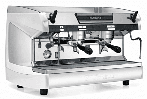 Кофемашина Nuova Simonelli Aurelia II 2Gr S 220V white pearl+LED+high groups